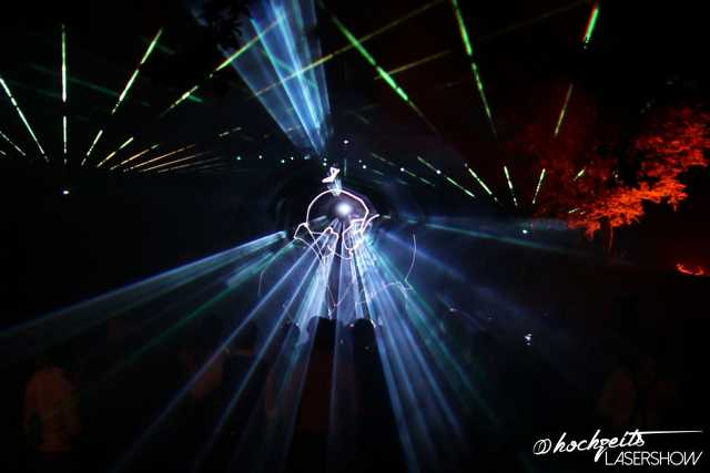 Lasershow Bild Multi Laser