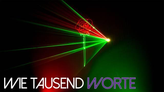 Lasershow München Hochzeit