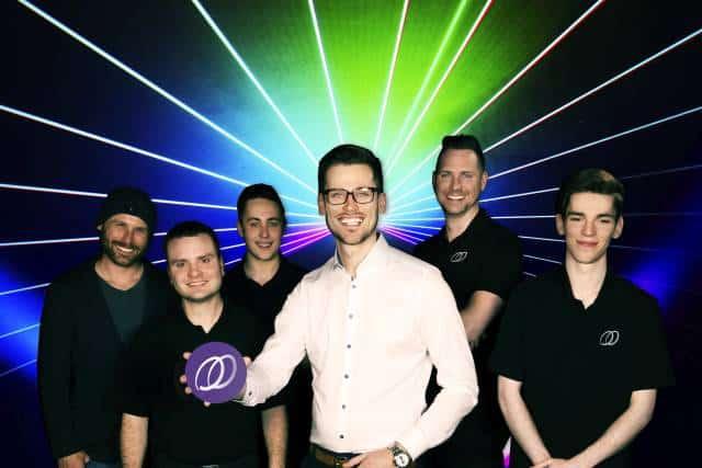 Das Team von hochzeitsLASERSHOW Lasershow