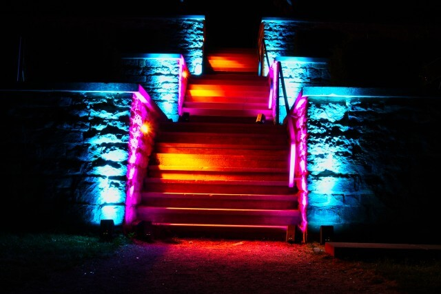 Lasershow Ambiente Beleuchtung
