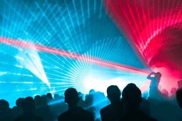 Lasershow Multi Laser 3