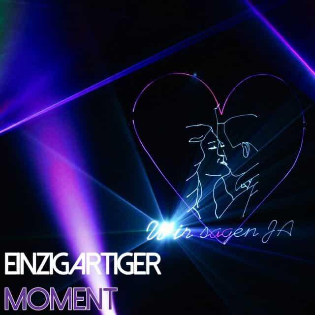 Hochzeits-Lasershow Koblenz