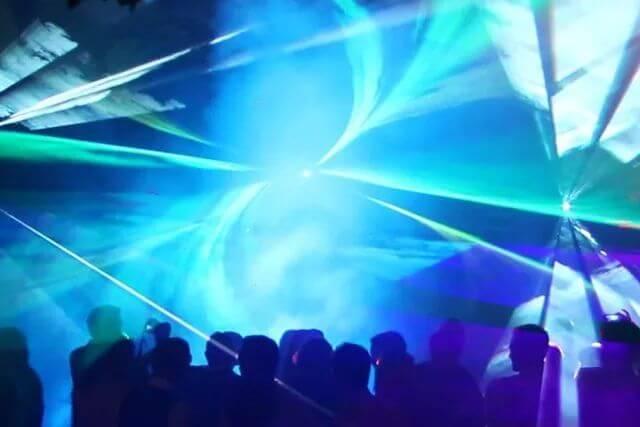 Lasershow Mega Laser